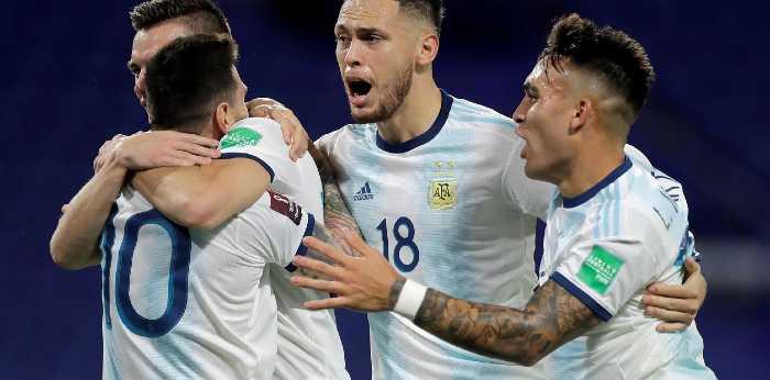 El resumen del empate entre Argentina - Paraguay