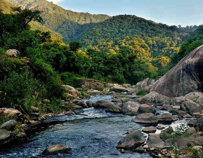 Buscan concretar la ruta de la Quebrada del Portugués