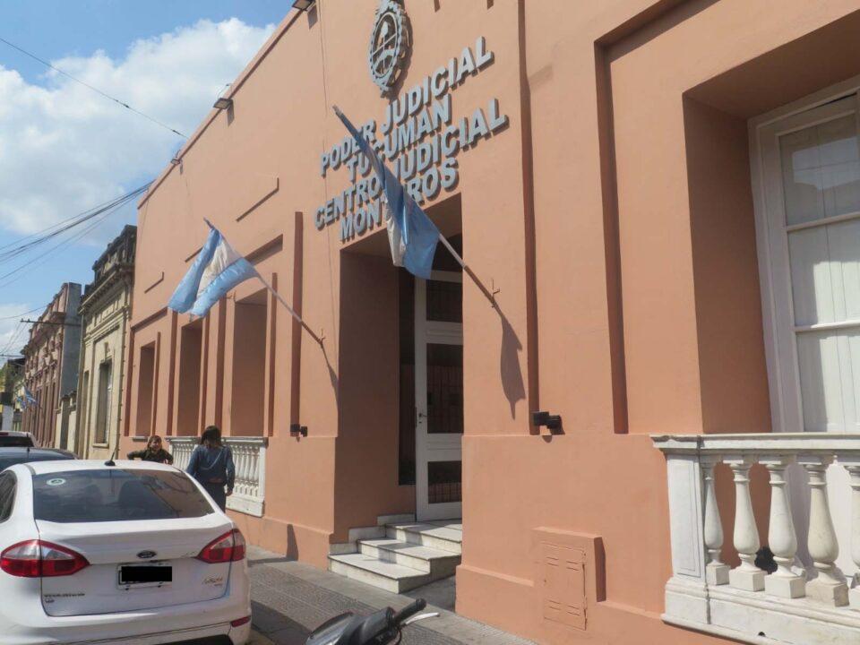 Centro Judicial Monteros: Prisión preventiva para un delincuente de Famaillá