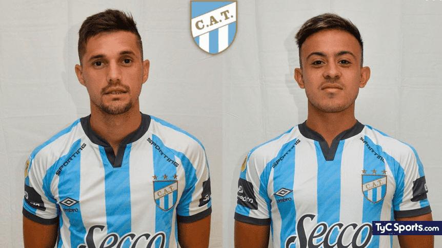 Gabriel Risso Patrón y Ramiro Ruiz Rodríguez de licencia hasta el 3 de junio