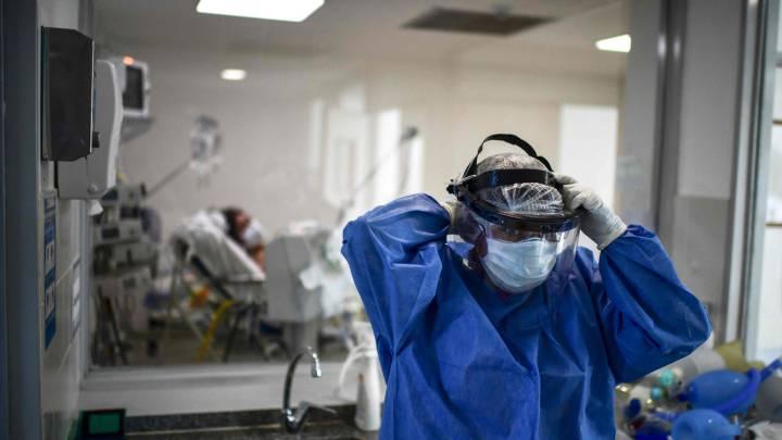 3 pacientes internados con Covid y asistencia respiratoria en el Hospital de Monteros