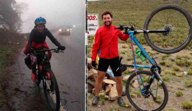 Los bikers desaparecidos fueron hallados en la Quebrada del Portugués