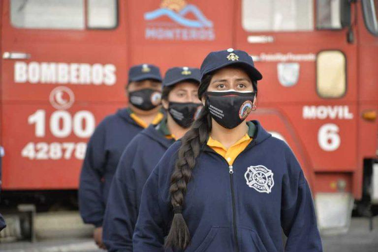 Los Bomberos de Tucumán recibieron un subsidio en Monteros