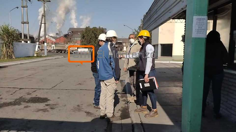 Medio Ambiente hizo cesar la molienda en el ingenio Ñuñorco en Monteros
