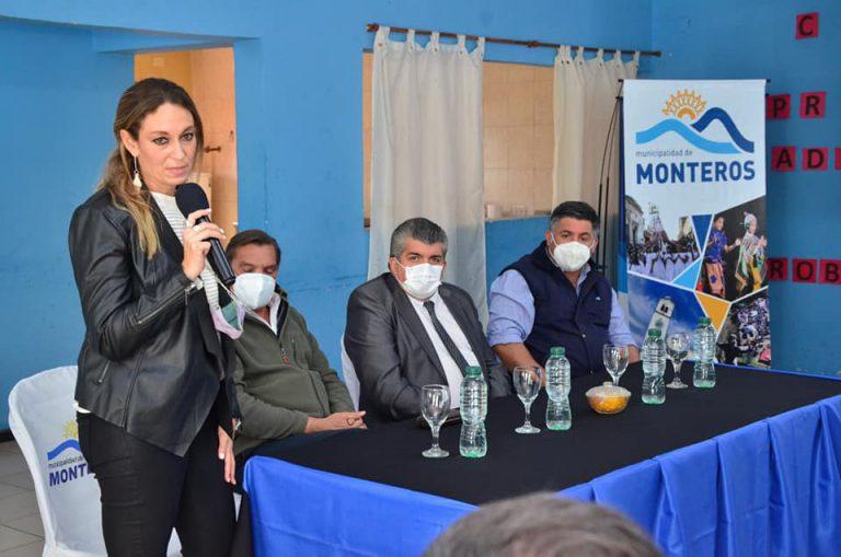 El Comité Cuenca del Balderrama mantuvo un encuentro en Monteros