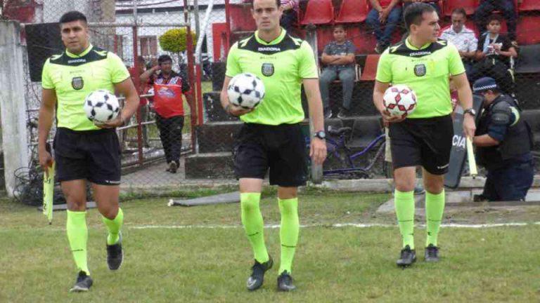 Los árbitros para los equipos de Monteros en la Liga Tucumana de Fútbol