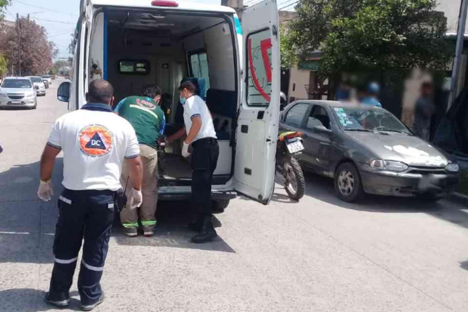 Varios heridos en Monteros en distintos accidentes